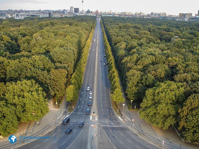 Die Berliner Siegessäule - Ein Besuch bei der Goldelse ...
