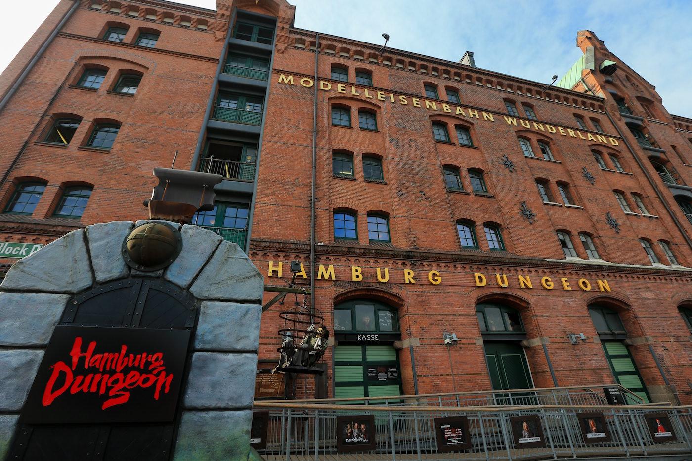 Au Enfassade dungeon hamburg grusel und geschichte in der speicherstadt stadtrundfahrt das magazin