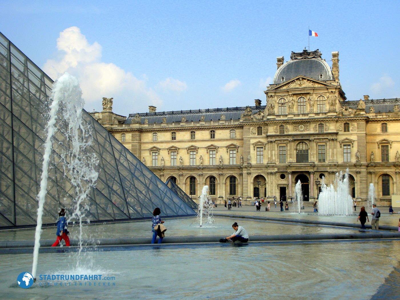 Ein Besuch im Musée du Louvre Paris – mehr als die Mona Lisa