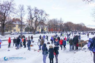 München im Winter