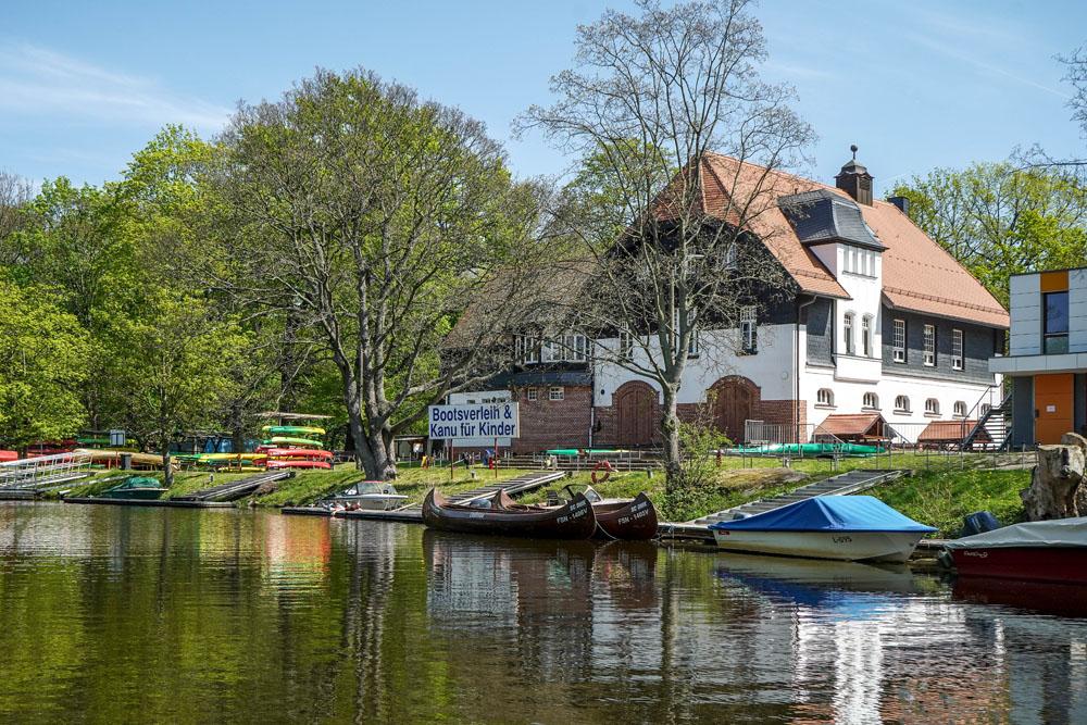 Bootshaus Klingerweg  px