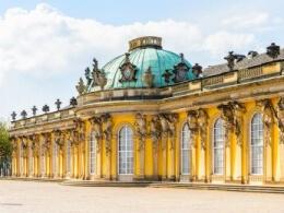 Ausflug nach Potsdam und Sanssouci