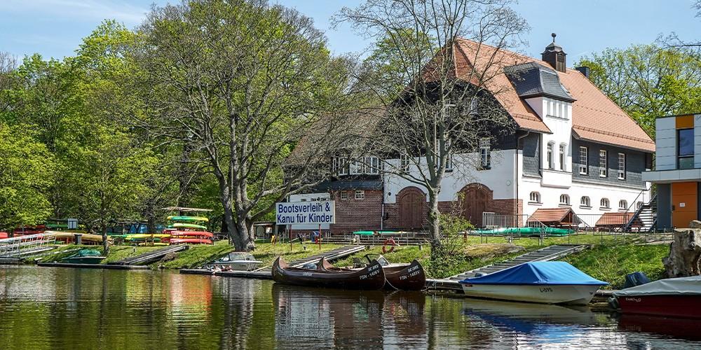 Geführte Kanufahrt - Lindenauer HafenTour - Bild 6