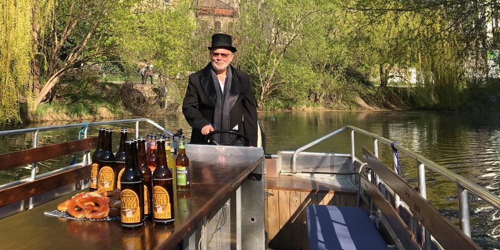 Bier & Brez\'n-Tour zum Lindenauer Hafen - Bild 1