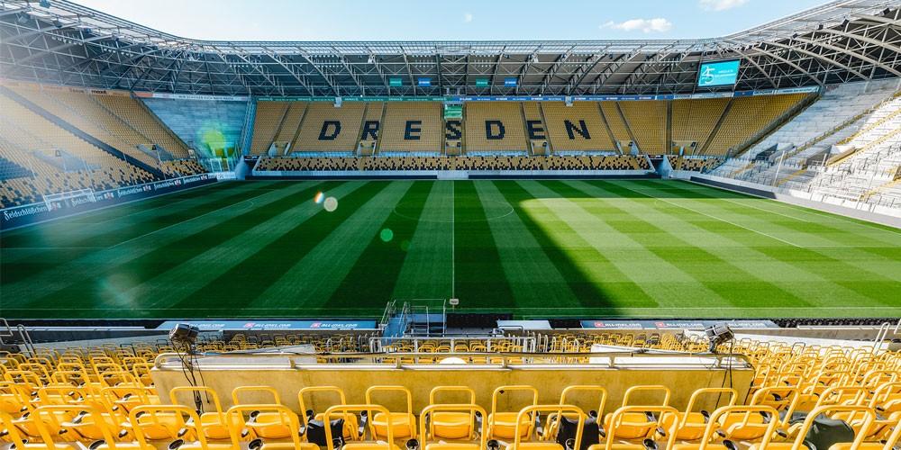 Rudolf-Harbig-Stadiontour - Bild 1