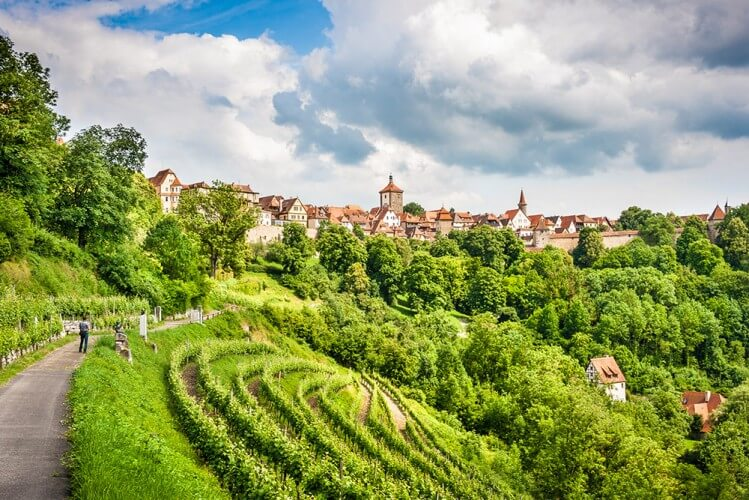 Ausflug Rothenburg & Harburg - Bild 4