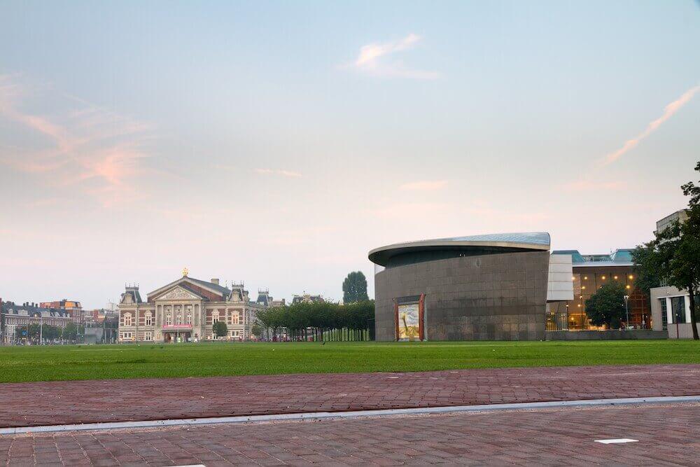 Van Gogh Museum & Grachtenfahrt - Bild 2