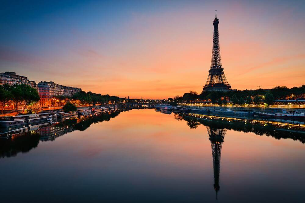 Paris bei Nacht & Grosse Stadtrundfahrt - Bild 1