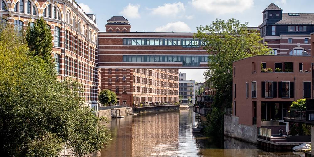Geführte Kanalfahrt zum Lindenauer Hafen - Bild 3