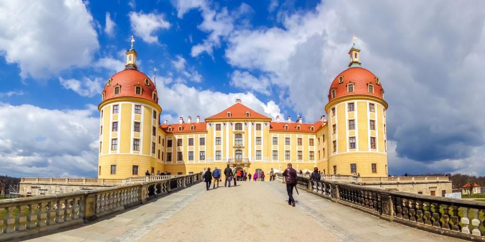 Ausflug Schloss Moritzburg - Bild 3
