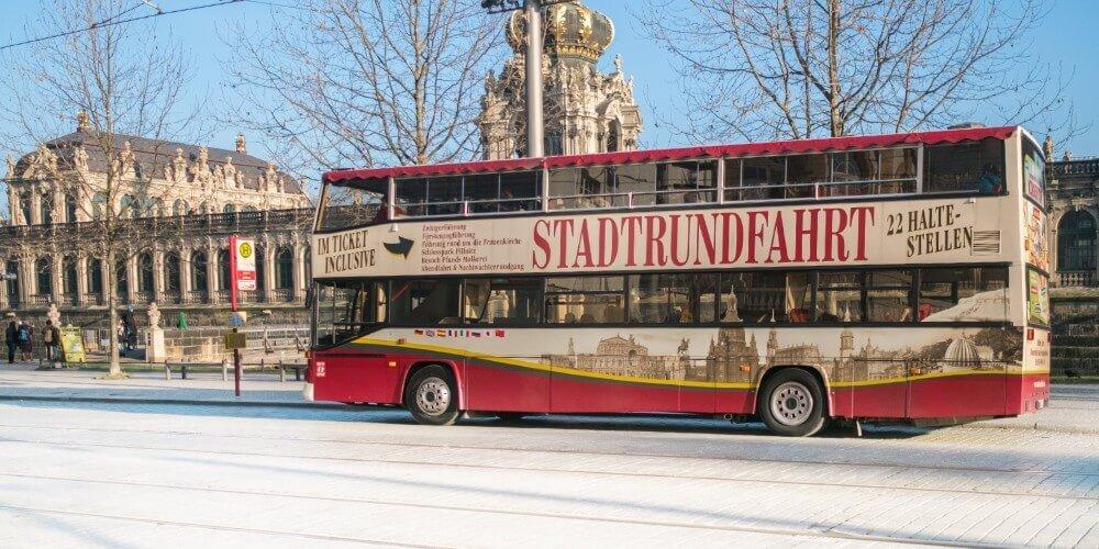 Grosse Winter-Entdeckertour - Schifffahrt plus 2 Tage Große Stadtrundfahrt - Bild 6