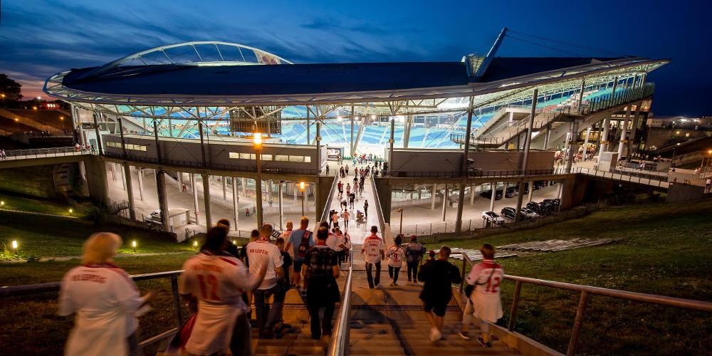 Stadionführung Red Bull Arena Leipzig - Bild 3