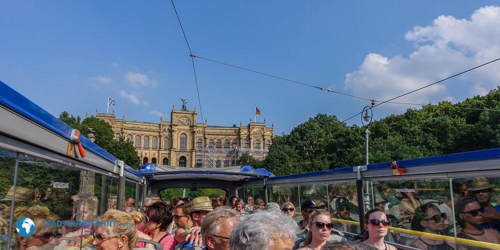 Grosse Stadtrundfahrt - alle Highlights für 24 Std. - Bild 2