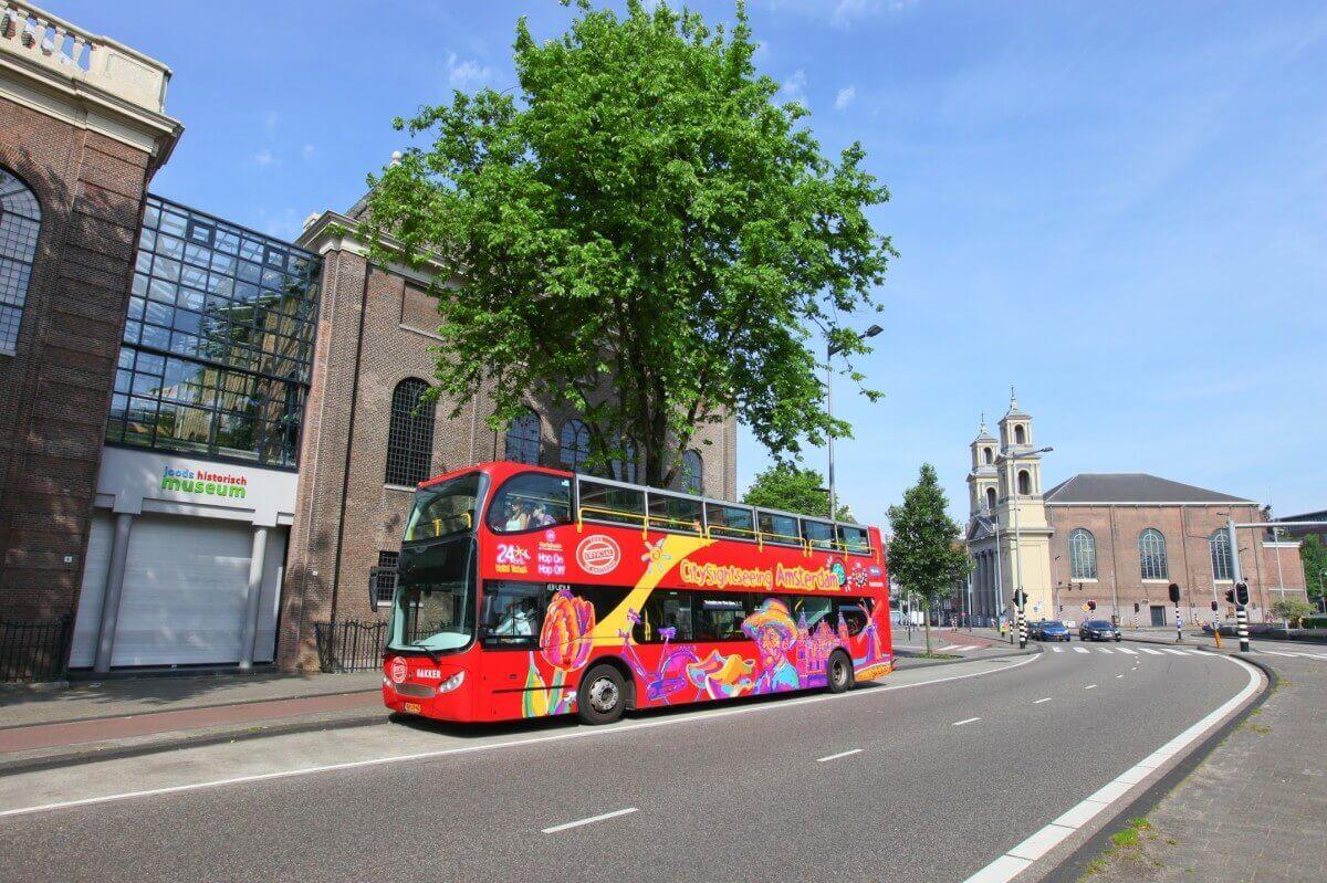 Große Stadtrundfahrt 12 Haltestellen - 24 Std. Ticket - Bild 5