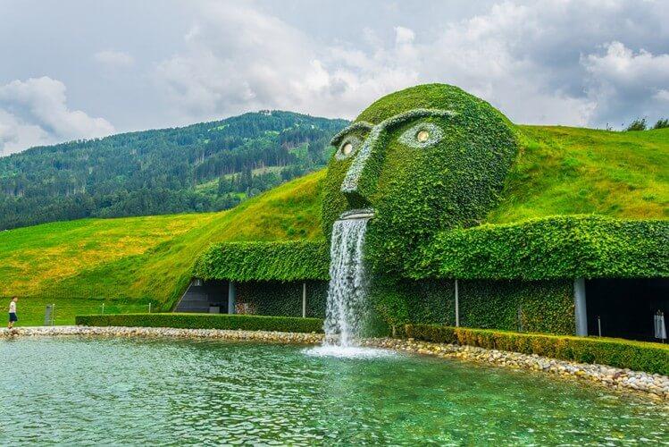 Ausflug nach Innsbruck & Swarovski Kristallwelten - Bild 6