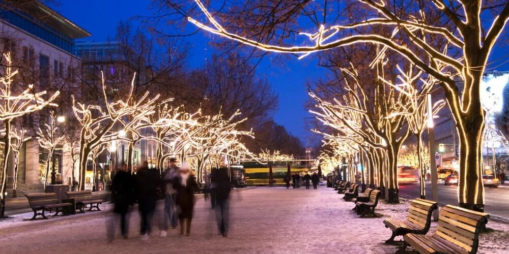 Weihnachtliche Lichterfahrt - Bild 3