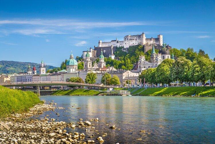 Ausflug Salzburg & Salzkammergut - Bild 1