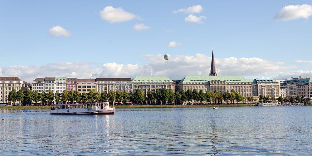 Alsterrundfahrt & Grosse Stadtrundfahrt - Bild 5