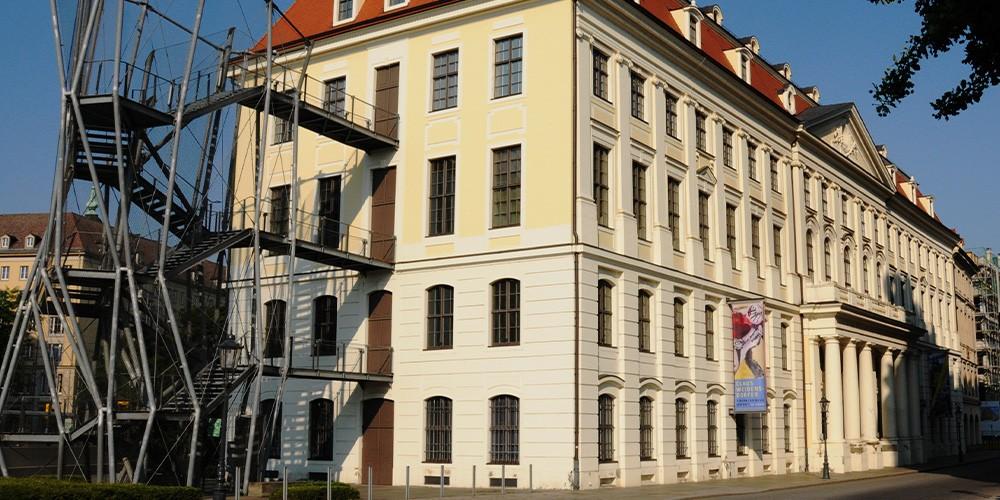Landhaus Dresden - Kombiticket Stadtmuseum & Städtische Galerie - Bild 1