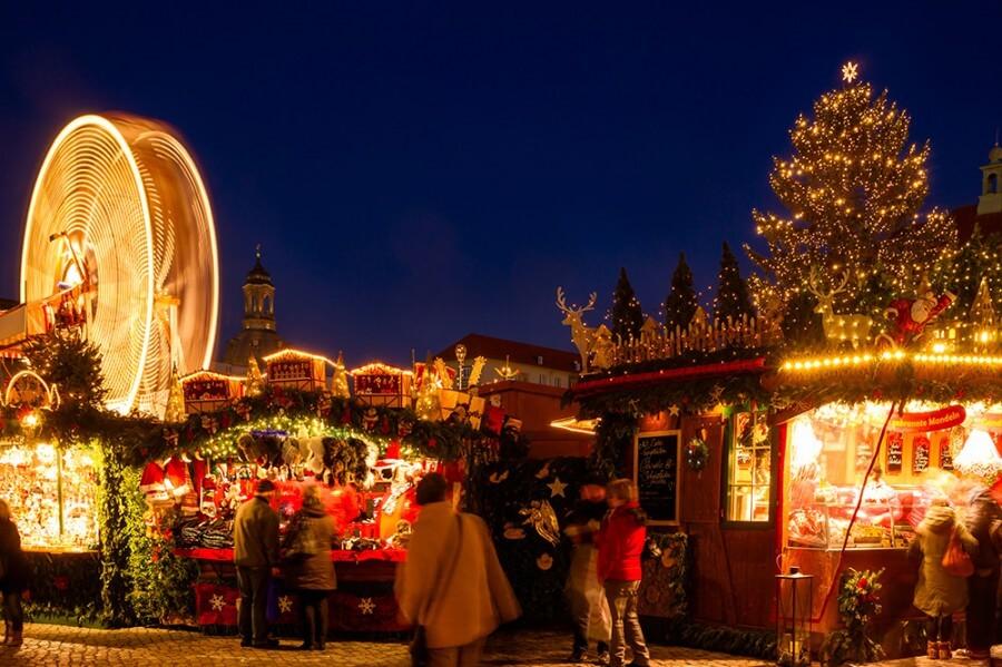 Weihnachtsspecial: Adventsrundgang plus 2-Tages-Ticket Große Stadtrundfahrt - Bild 1