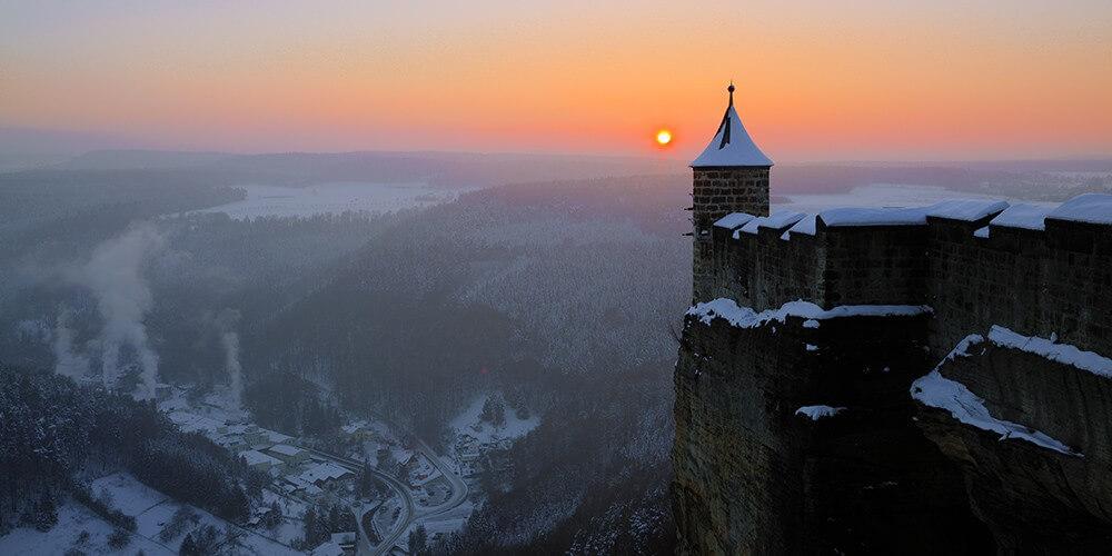 Winterwunderland Sächsische Schweiz - Bild 4