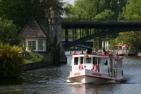 Alsterrundfahrt & Grosse Stadtrundfahrt