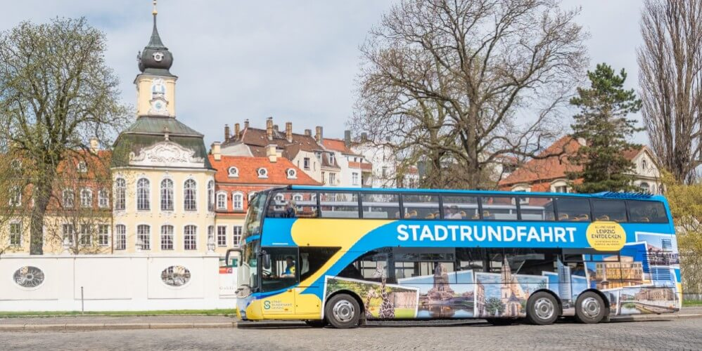 Große Stadtrundfahrt Hop on Hop off - Bild 5