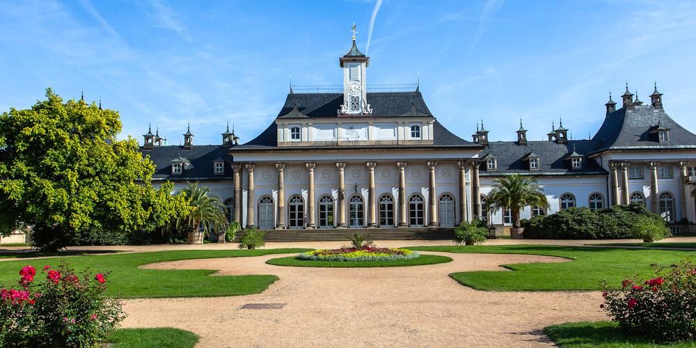 Ausflug Schloss Pillnitz - Der Gärtner des Maharadschas - Bild 2