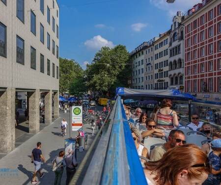 Grosse Stadtrundfahrt - alle Highlights für 48 Std.