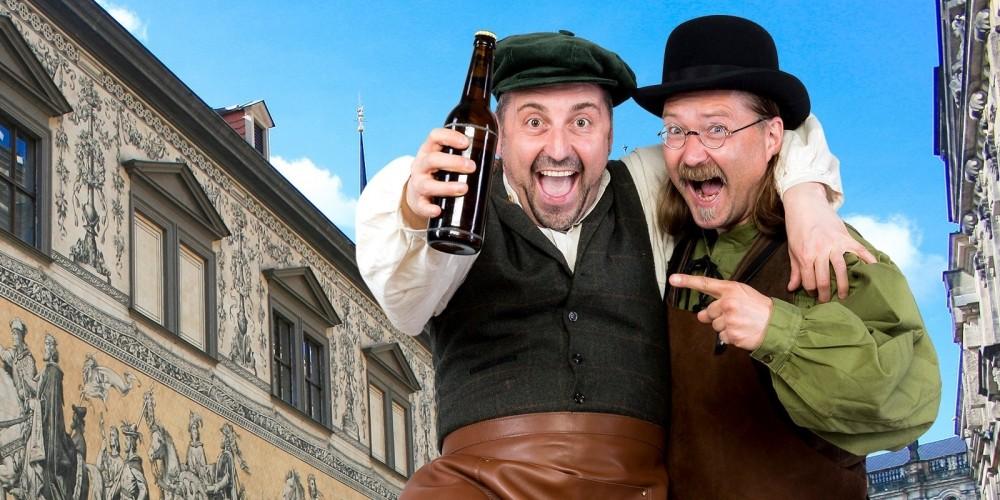 Führung: Der Bierrundgang durch Dresden - Bild 4