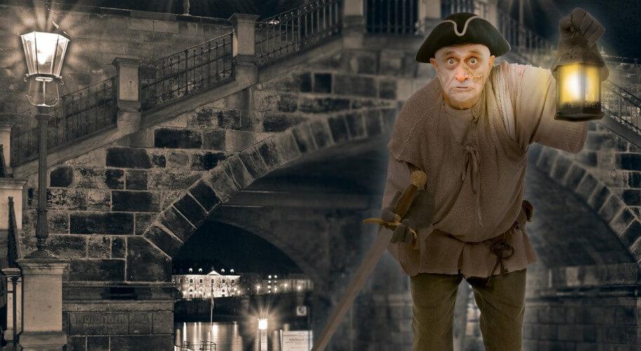 Gruselige Stadtführung mit dem Kerkermeister - Bild 3