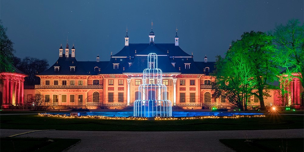 Christmas Garden Dresden: Eintritt Schlosspark Pillnitz & Fahrt im Doppeldecker - Bild 6