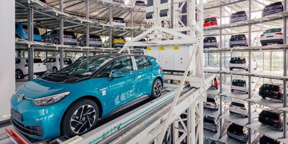 Führung Gläserne Manufaktur VW - Bild 6