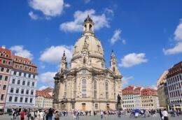 Führung durch die Frauenkirche (deutsch)