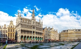 Ausflug nach Brüssel und Antwerpen - Bild 1
