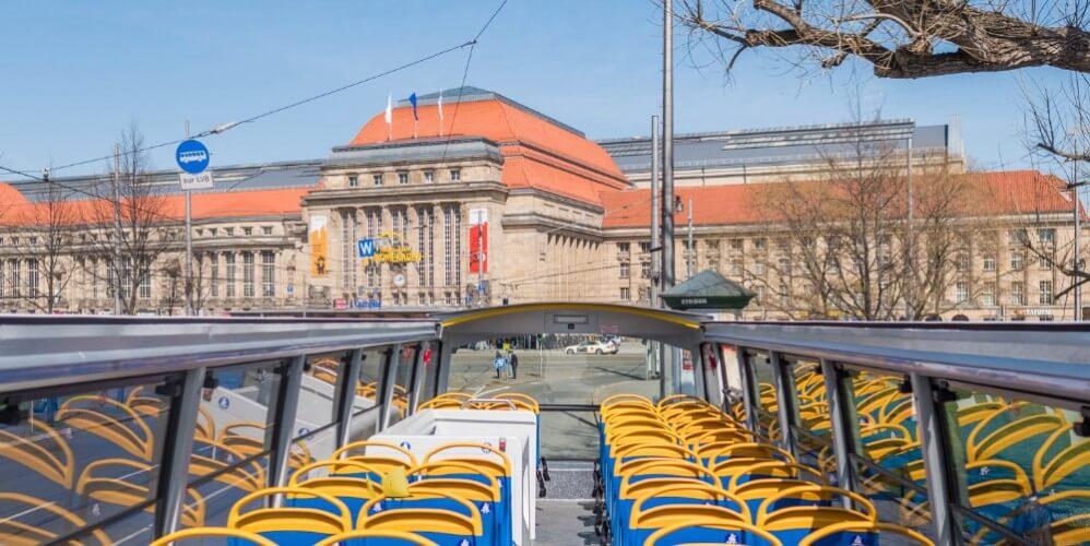 Große Stadtrundfahrt Hop on Hop off - Bild 3