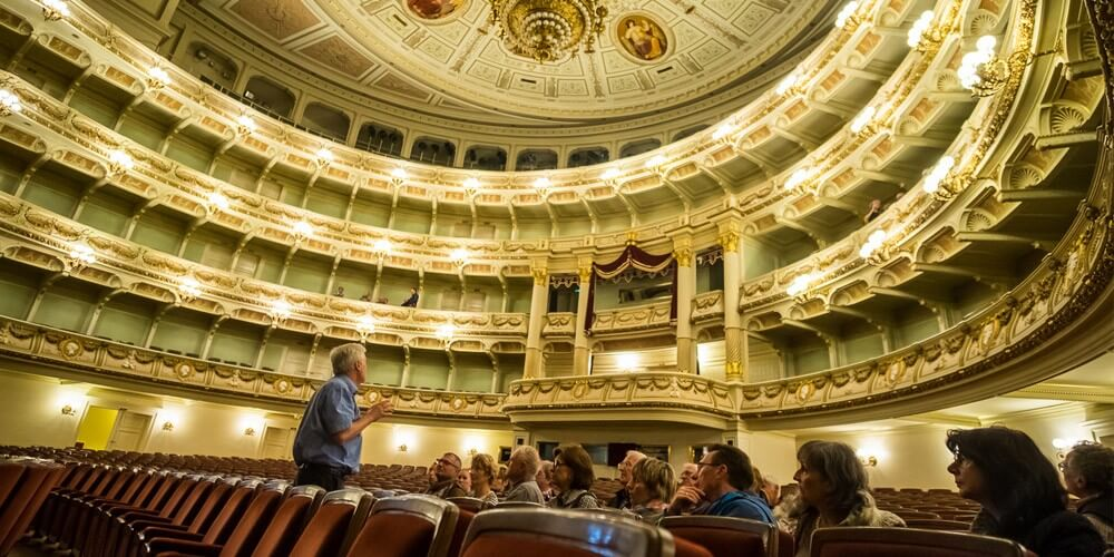 SEMPER OPERA - Guided Tour (engl.) - Bild 2