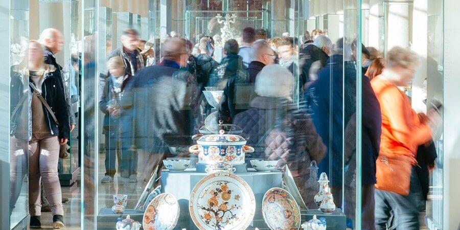 Tagesticket Zwinger inkl. aller Museen - Bild 6