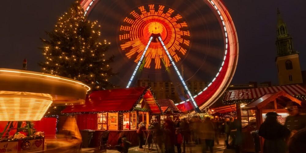 Weihnachtliche Lichterfahrt - Bild 6