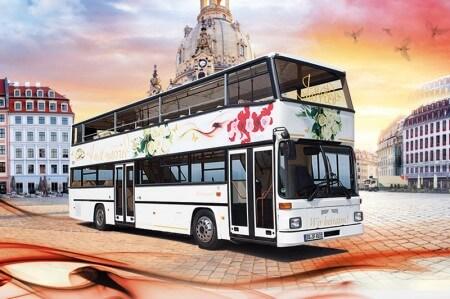 Hochzeitsbus - Exklusiv für Ihre Hochzeit mieten