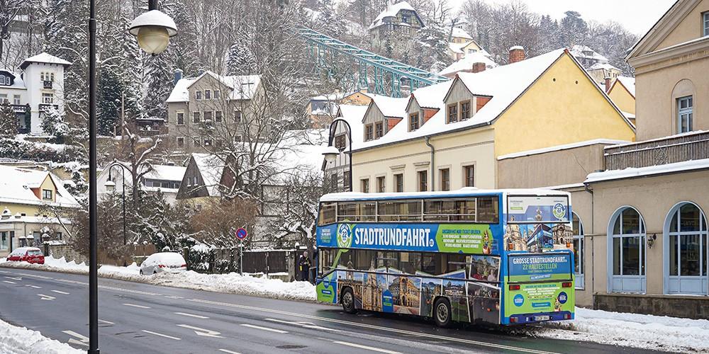 Winter-Entdeckertour - Schiff + 2 Tage Große Stadtrundfahrt im Doppeldecker - Bild 4