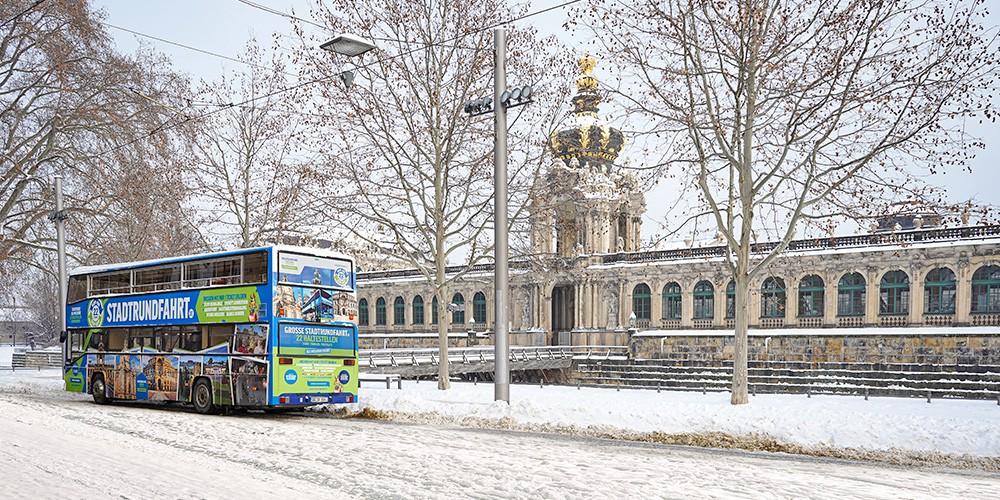 Winter-Entdeckertour - Schiff + 2 Tage Große Stadtrundfahrt im Doppeldecker - Bild 1