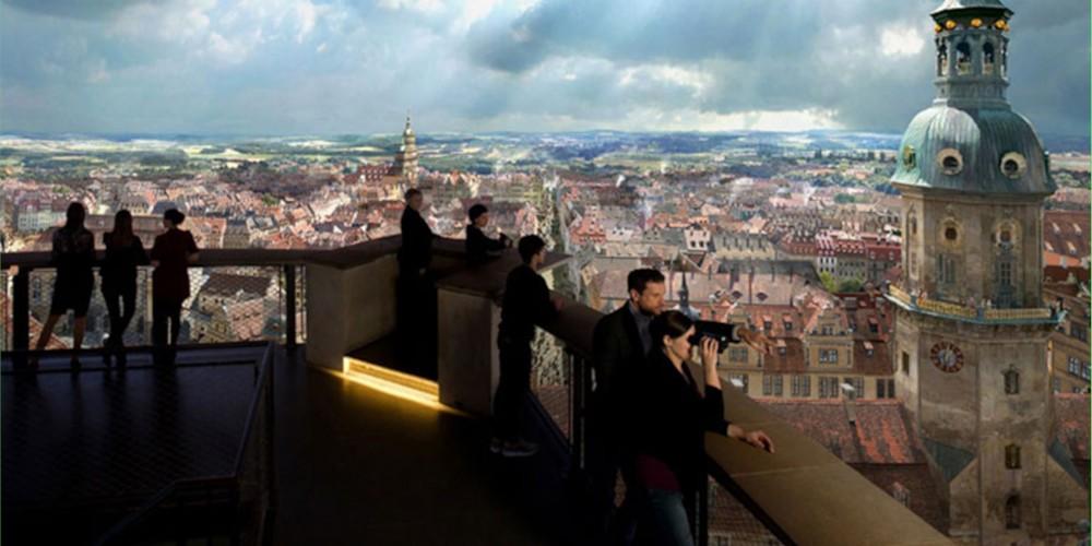 Panometer - Asisi Panorama: Eintrittskarte Dresden im Barock - Bild 1