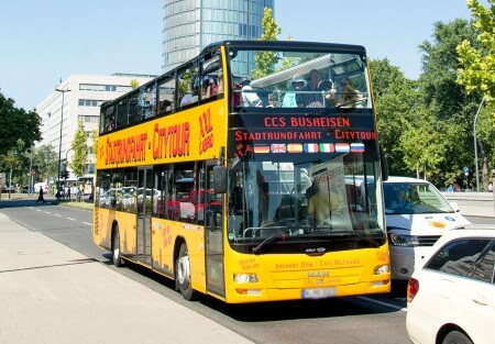 Stadtrundfahrt Hop on & Hop off
