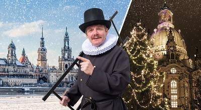 Dresdner Weihnachtsmärchen - Weihnachtliche Rundfahrt & Rundgang Weihnachtsmärkte