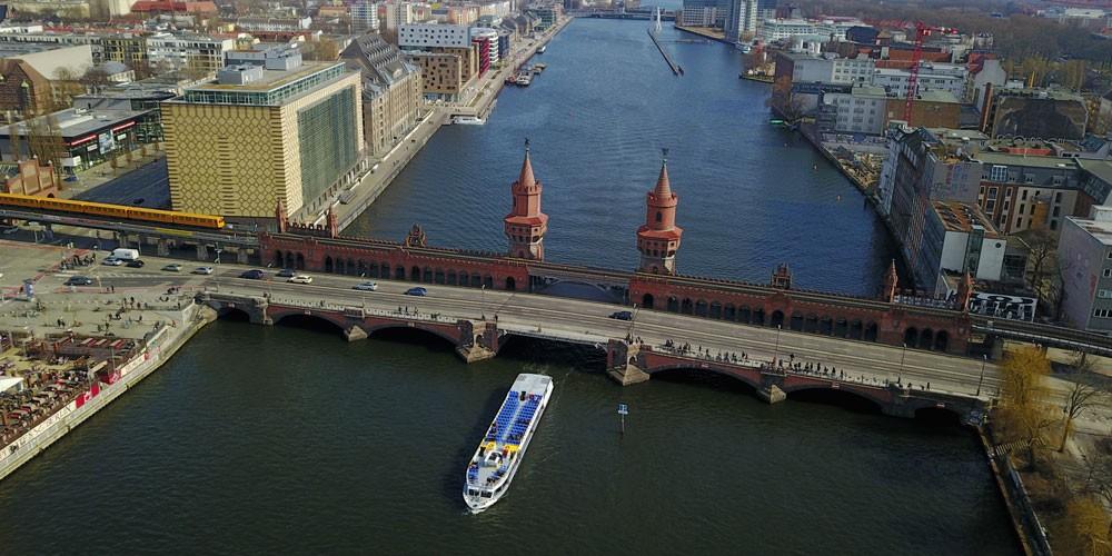 Grosse Spreerundfahrt - Brückenfahrt - Bild 3