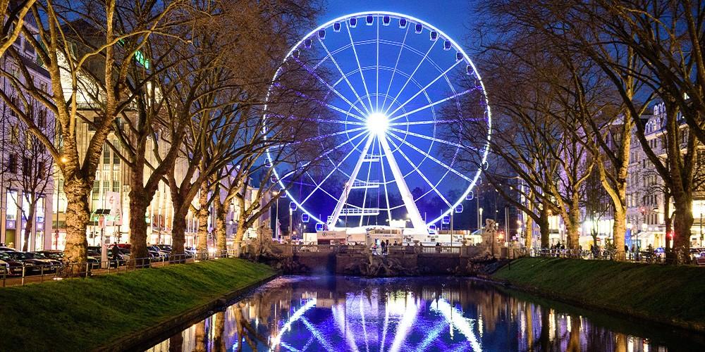 Wheel of Vision - Dresden per Riesenrad - Bild 3