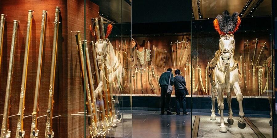 Tagesticket Residenzschloss inkl. aller Museen - Bild 1