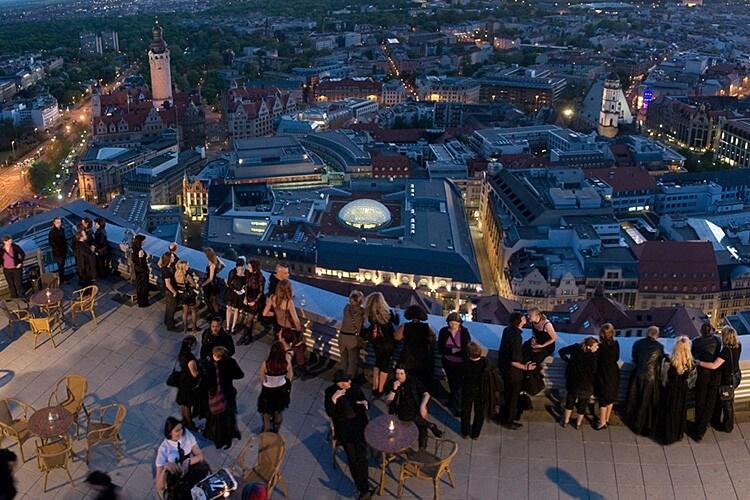 Eintritt Panorama Tower Aussichtsplattform + Getränk - Bild 1