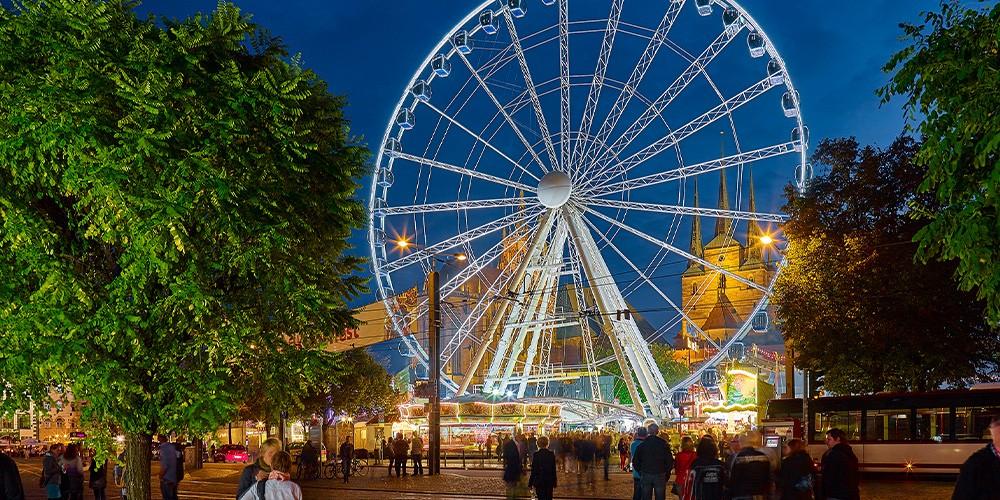 Wheel of Vision - Dresden per Riesenrad - Bild 2